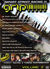 Grip - Volume 2 on DVD