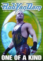 WWE - Rob Van Dam: One Of A Kind on DVD