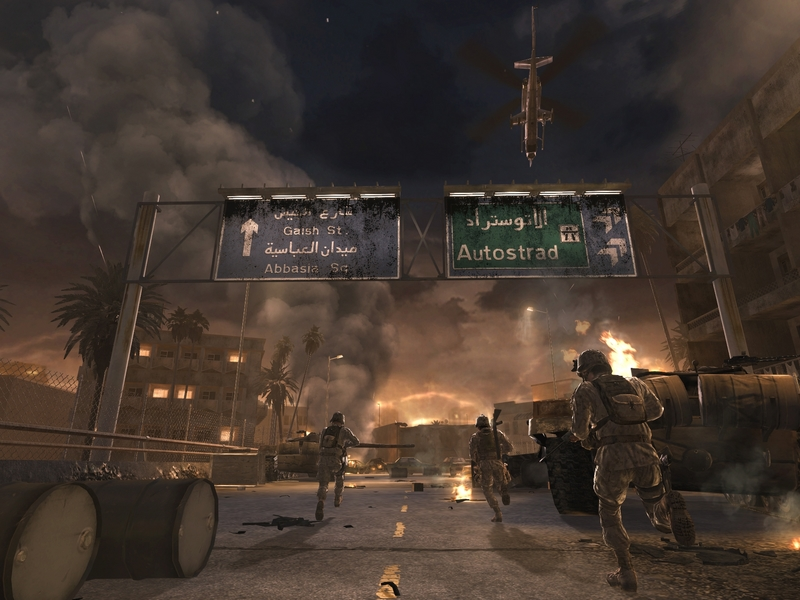 Call of Duty 4: Modern Warfare for PC Games image