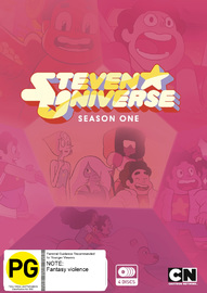 Steven Universe - Season 1 on DVD