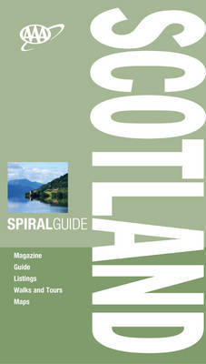AAA Spiral Guide: Scotland by Hugh Taylor image