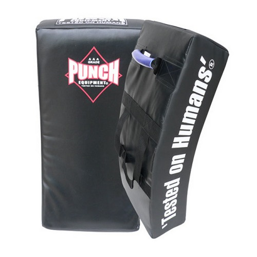 Punch: Diamond - Kick Shield (Black)