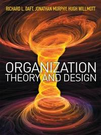 Organizational Theory and Design image