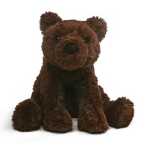 Gund Cozys: Chocolate Bear - Small Plush