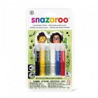 Snazaroo Facepaint Sticks: Unisex (6 Pk)