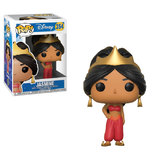 Aladdin - Jasmine (Red Ver.) Pop! Vinyl Figure