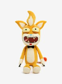 Rick and Morty: Squanchy 12 inch Plush image