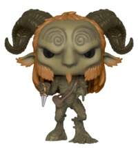 Pan's Labyrinth - Fauno Pop! Vinyl Figure