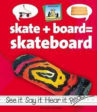 Skate+Board=Skateboard by Amanda Rondeau image