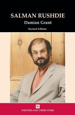 Salman Rushdie by Damian Grant