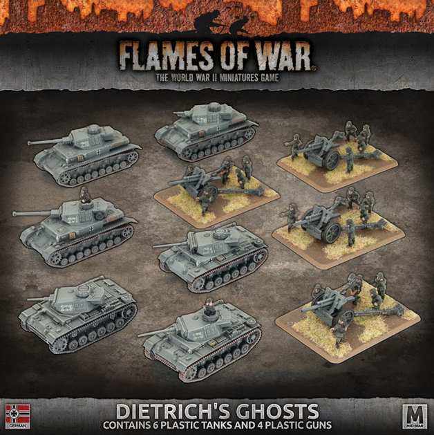 Flames of War: Dietrich's Ghosts Army Deal