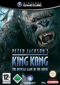 Peter Jackson's King Kong for GameCube