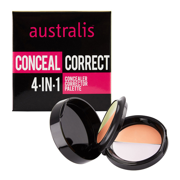 Australis: 4-in-1 Concealer and Corrector Palette