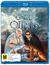 Good Omens on Blu-ray image