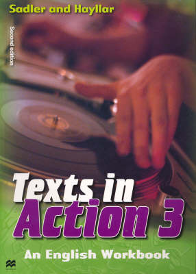 Texts in Action 3 by Sadler image