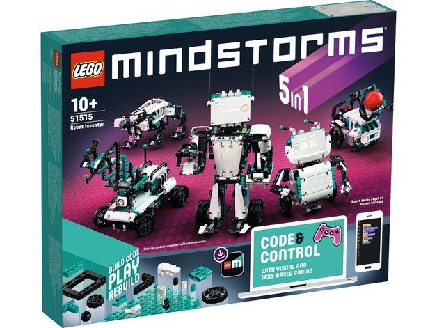 LEGO: MINDSTORMS - Robot Inventor (51515)