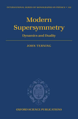 Modern Supersymmetry by John Terning image
