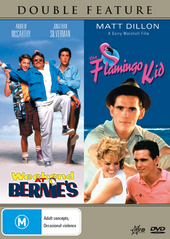 Weekend At Bernie's / Flamingo Kid, The - Double Feature on DVD