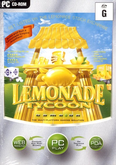 Lemonade Tycoon for PC Games