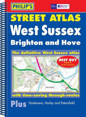 Street Atlas West Sussex
