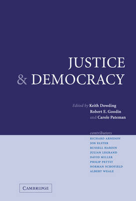 Justice and Democracy image
