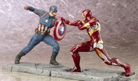 Captain America 3 - 1/10 Captain America ARTFX+ Figure image