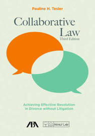 Collaborative Law by Pauline Tesler