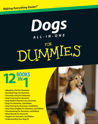 Dogs All-in-One For Dummies by Consumer Dummies image