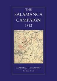 Salamanca Campaign 1812 by A. H. Marindin image