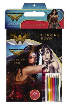 DC Comics: Wonder Woman Activity Bag