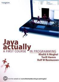 Java Actually by Khalid Mughal image