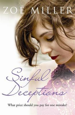 Sinful Deceptions by Zoe Miller image