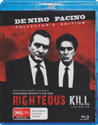 Righteous Kill on Blu-ray