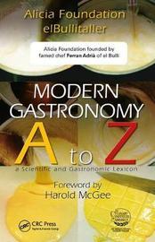 Modern Gastronomy by Ferran Adria