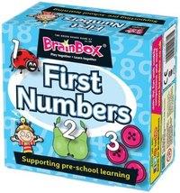 BrainBox: Pre School - My First Numbers