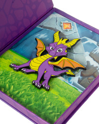 Spyro the Dragon - Collectible Pin