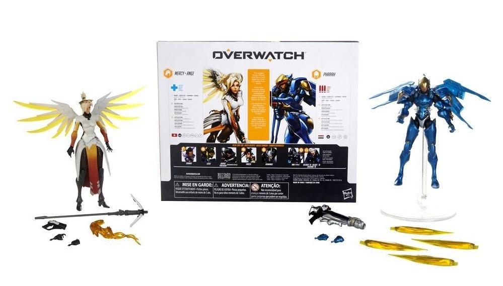 "Overwatch: Ultimates Series 6"" Dual Pack - Pharah & Mercy image"
