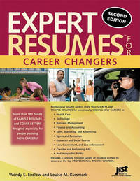 Expert Resumes for Career Changers by Enelow S Wendy image