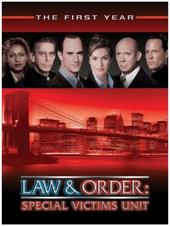 Law & Order - Special Victims Unit: Season 1 (6 Disc Box Set) on DVD