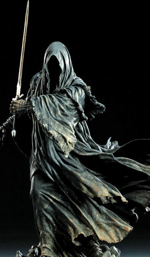 Ring Wraith Art