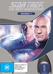 Star Trek: The Next Generation - Season 1 DVD