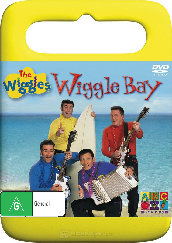 The Wiggles - Wiggle Bay on DVD