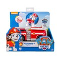 Paw Patrol Basic Vehicle & Pup - Marshall's Fire Fighting Truck