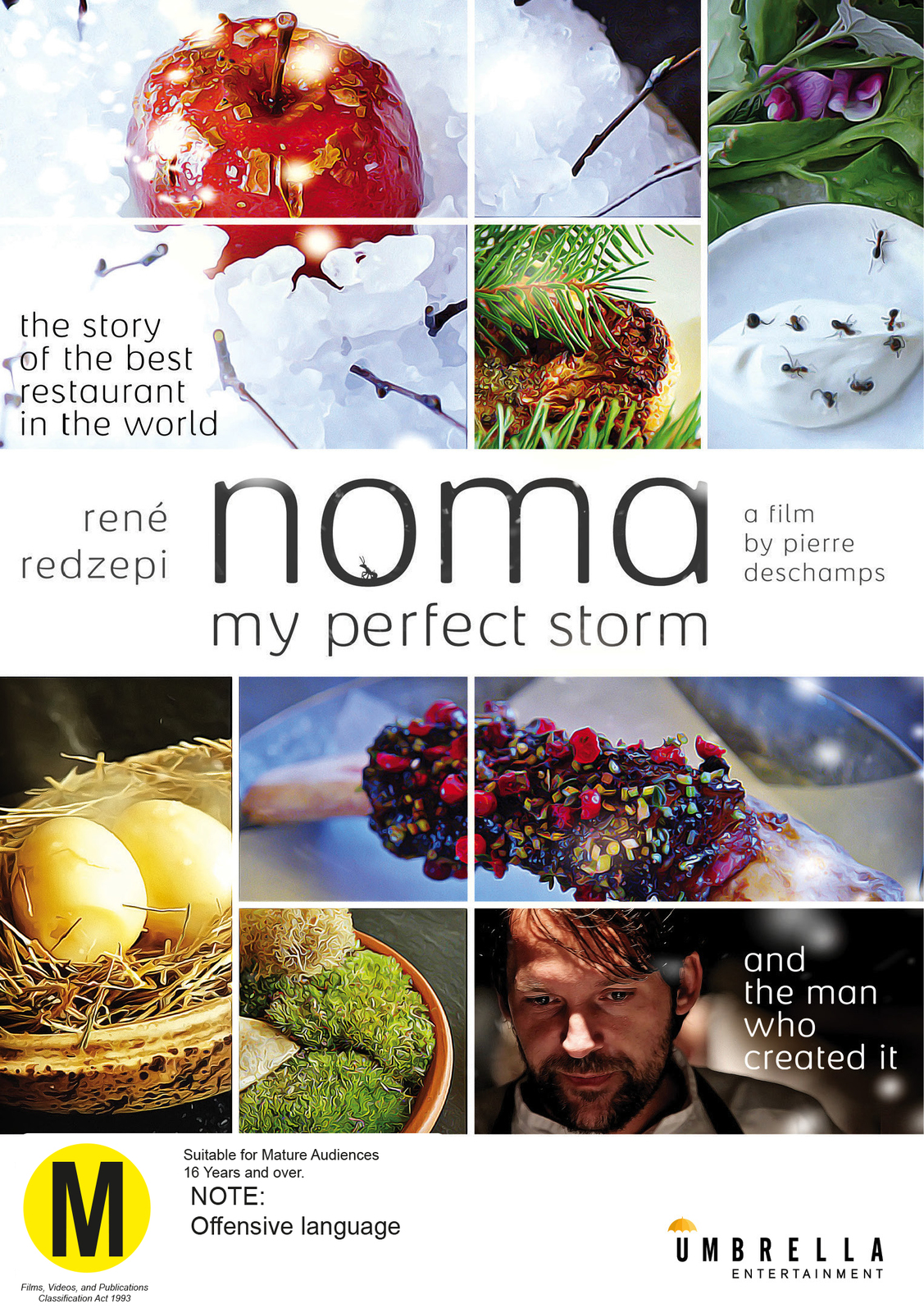 Noma: My Perfect Storm on DVD image