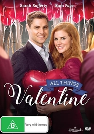 All Things Valentine on DVD