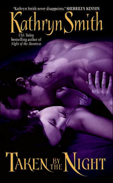 Taken by the Night (Brotherhood of the Blood #3) by Kathryn Smith image
