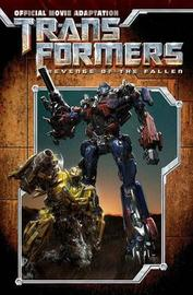 Transformers: Revenge of the Fallen Movie Adaptation by Simon Furman
