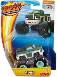 Blaze & The Monster Machines: Diecast Vehicle - Rudy
