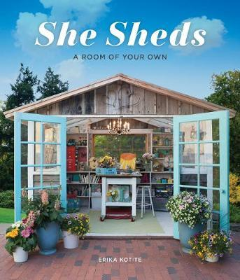 She Sheds | Erika Kotite Book | In-Stock - Buy Now | at