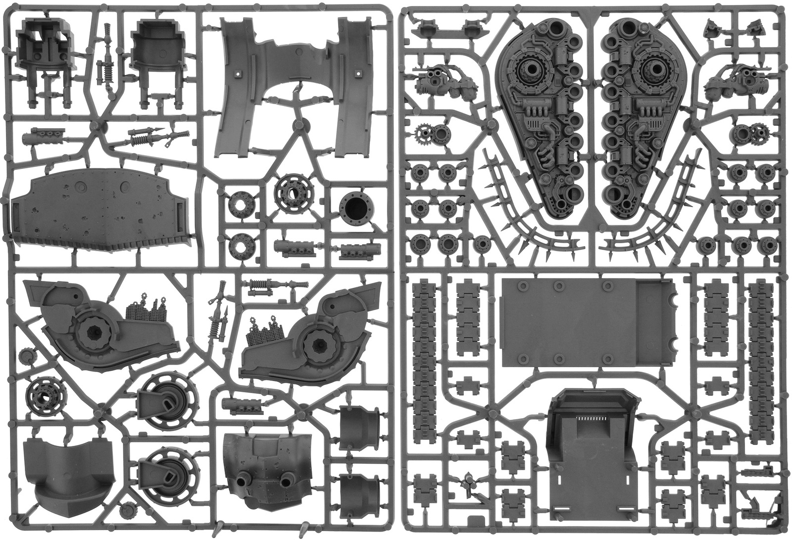 Warhammer 40,000: Death Guard - Plagueburst Crawler image